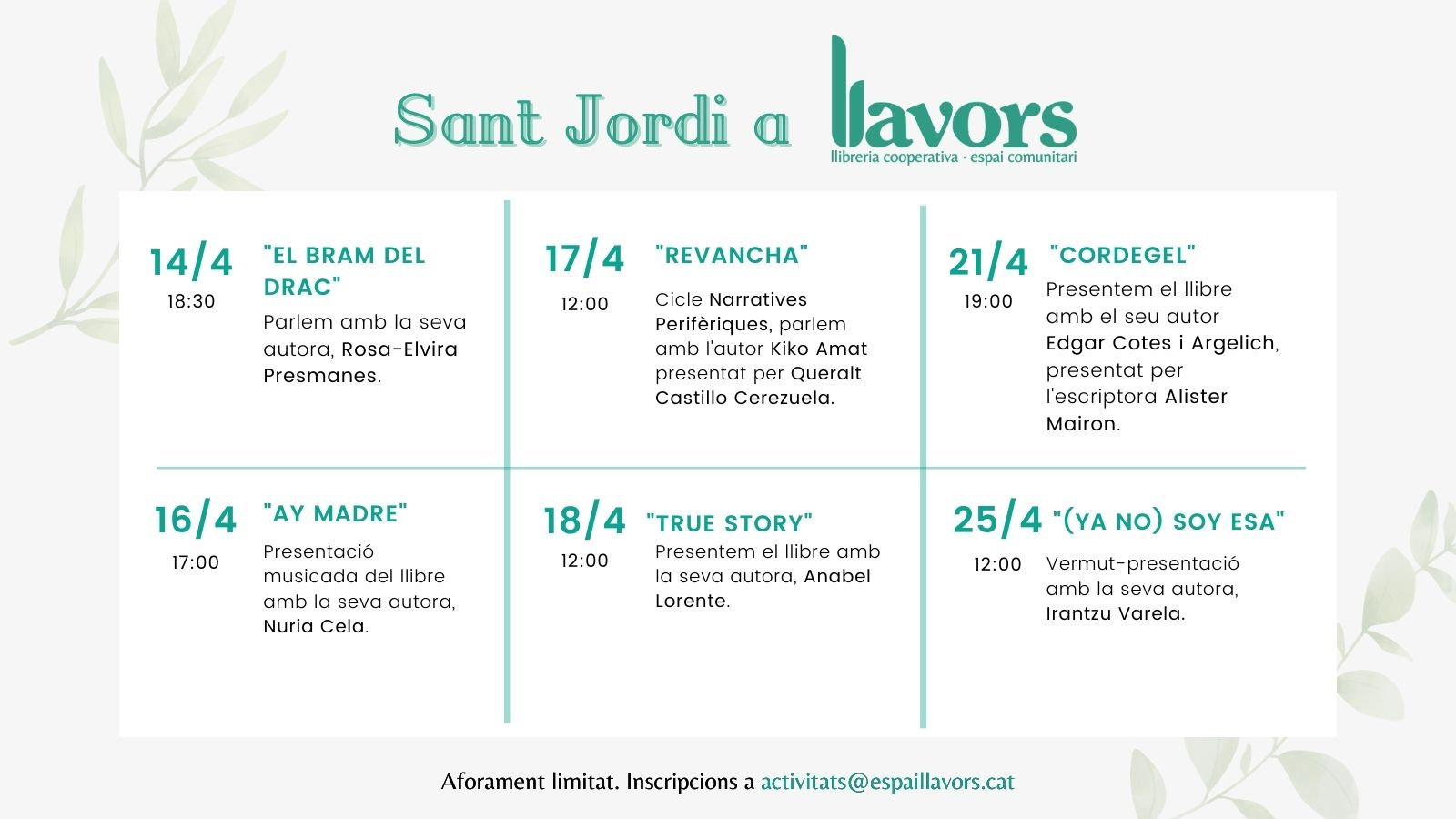 Activitats_Sant_Jordi_Llavors